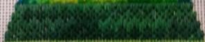 Stripey Christmas Tree – Stripe 8 – Free Needlepoint Project