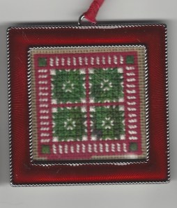 Needlepoint Ornaments Eye Candy