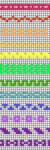 Simple Geometric Borders