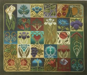 Previews of Upcoming Needlepoint Classes