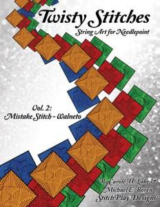Twisty Stitches vol 2 book cover