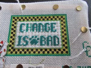 Spiff up your Needlepoint for Beginners