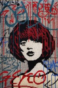 Profile on Australian Needlepoint Artist