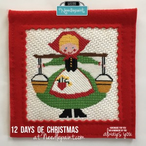 Two More 12 Days Free Stitch Guides