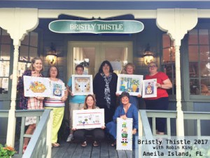 The Bristly Thistle