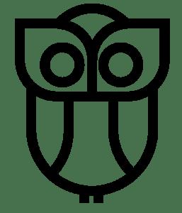 owl icon, copyright FreePix