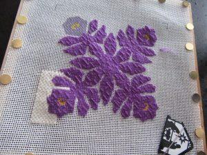 Hawaiian Quilt Update