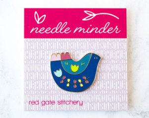 magnetic needle minder