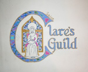 st claire's guild painted needlepoint canvas