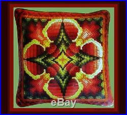 Elsa Williams four-way Bargello