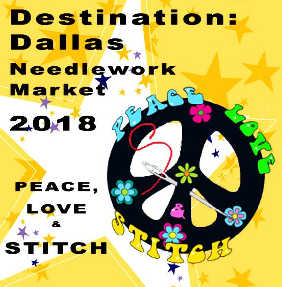 Destination Dallas Needlepoint 2018 New Releases