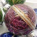 Kreinik shimmer ornaments