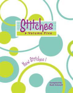 Stitches vol 5 by Ruth Schmuff