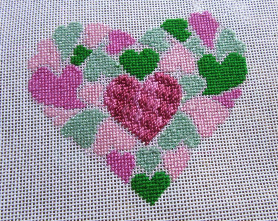 Starting Something New – Sunday Stitching