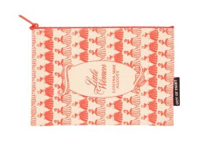 Little Women cloth pouch from Out of Print