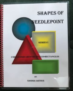 shapes of needlepoint cover