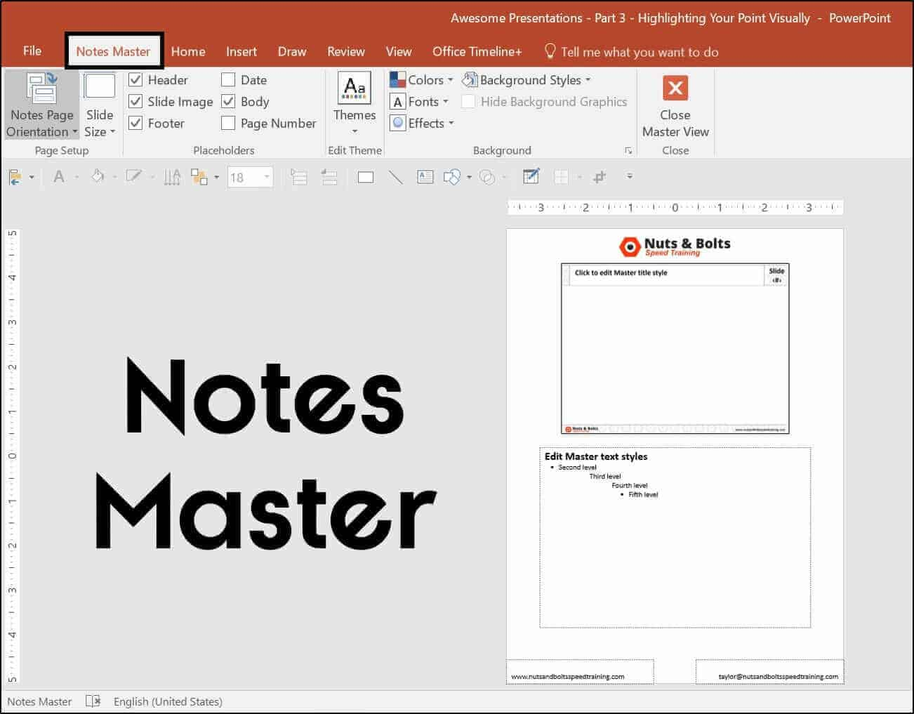 How To Print Powerpoint With Notes Step By Step