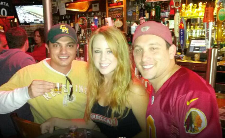Kezar Pub is always a great place to catch a game.
