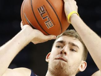 Richmond's TJ Cline