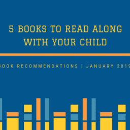 5 books to read along with your child