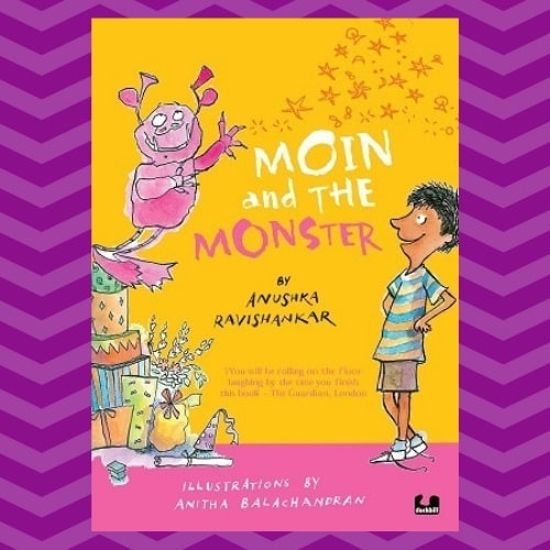 book review: moin and the monster