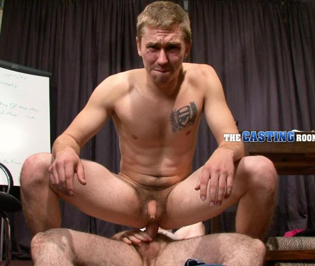 Amateur Straight Guy Auditions For Porn And Gets Fucked In The Ass