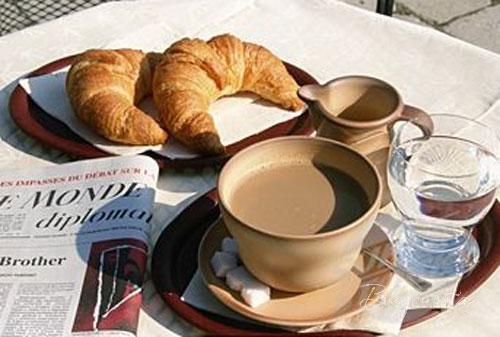 Фото Завтрак Кофе