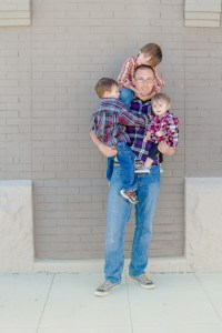 A Dad's Life - Fort Hood / Harker Heights Family Portrait Photographer