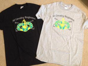 Army 3CR Shirts
