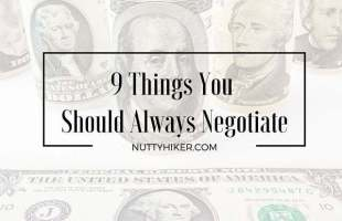 9 Things You Should Always Negotiate
