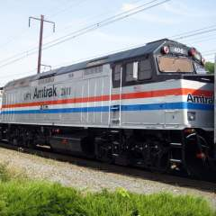 Amtrak offers Military discount