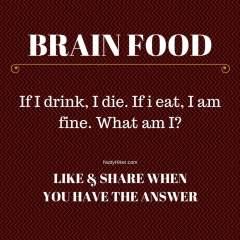 Brain Food Tuesday: May 3, 2016