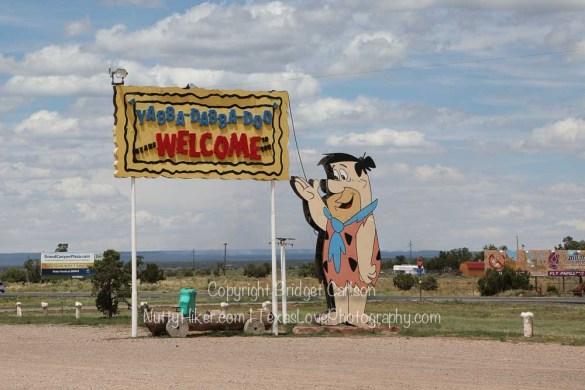Flintstone's Bedrock City, Arizona