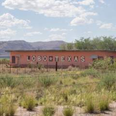 The Texas Ghost Town of Lobo