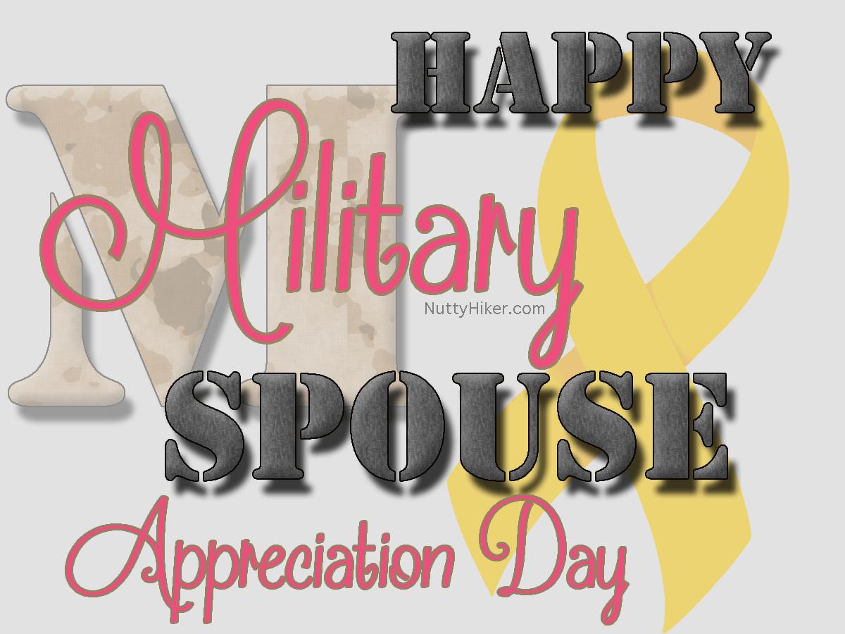 Military Spouse Appreciation Day