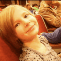 8 Year old Daughter Thinks She Is Getting a Lump of Coal (Video)