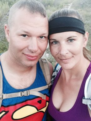 12 Mile Birthday hike at Dana Peak Park 2014