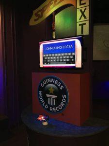 Guinness World Records in San Antonio Texas