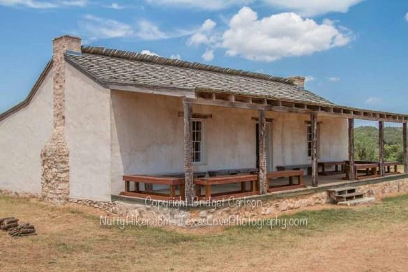 Fort Martin Scott - Fredericksburg Texas