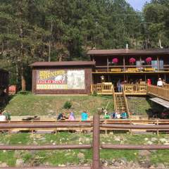 Panning for Gold in the Black Hills at Big Thunder Gold Mine