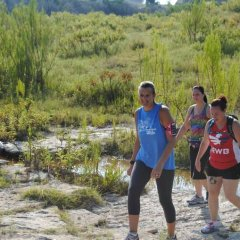 Killeen Daily Herald came out for a hike!