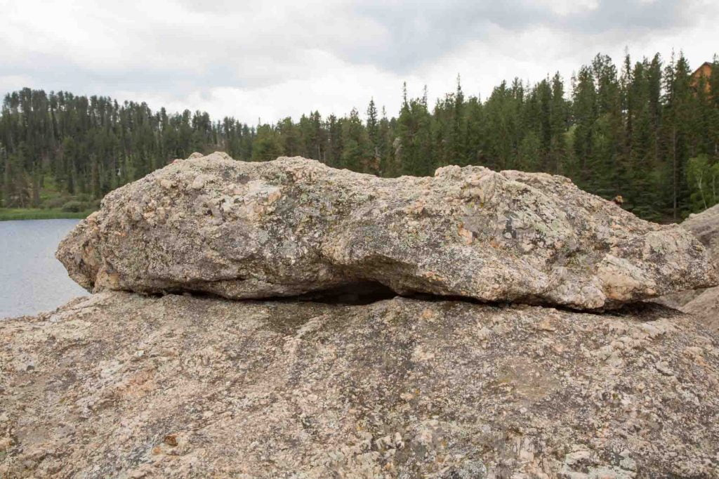 Rock used in National Treasure 2