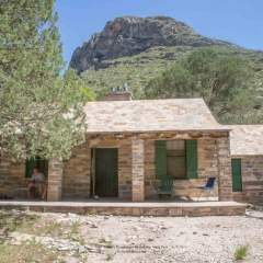 Pratt Cabin | McKittrick Canyon Trail at Guadalupe Mountain National Park