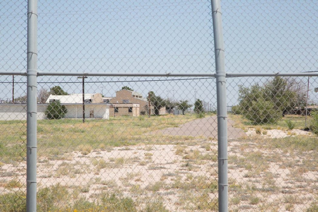 University Of Texas Property In Pyote