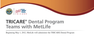 The Tricare Dental Program (TDP) is changing, what you need to know