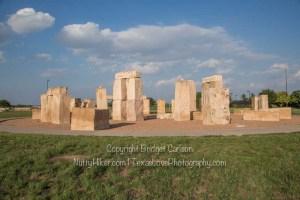 Stonehenge Replica, Odessa Texas