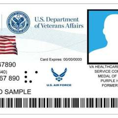How to obtain a Veteran's Identification Card?