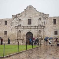 Visiting the Alamo in San Antonio; It's a Big Deal Y'all