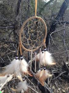 Dream Catcher at Dana Peak Park near Fort Hood