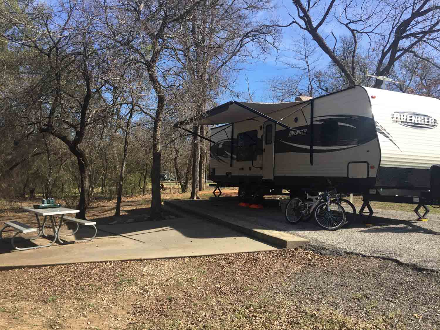 Fort Richardson State Park Camping
